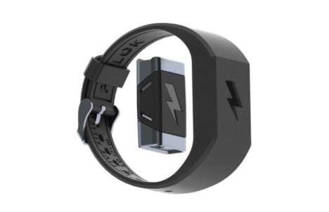 Electrifying Wakeup Wristbands