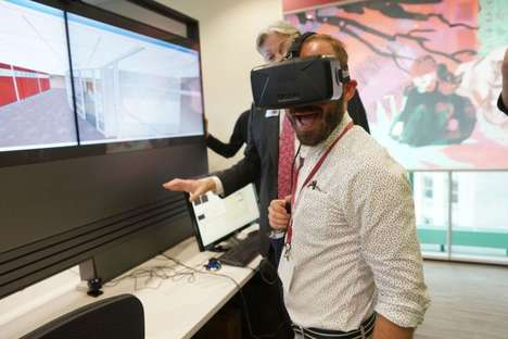 VR Architectural Design Tools