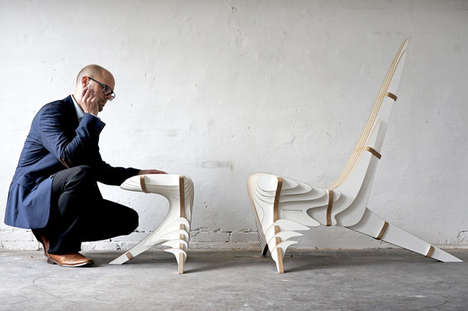 Topographical Slated Seating Solutions