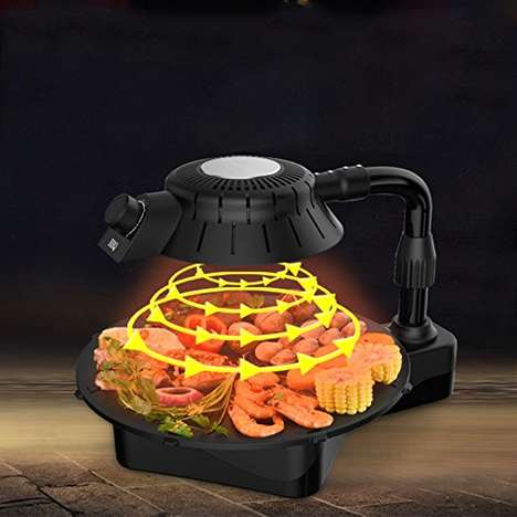 Infrared Cooking BBQs