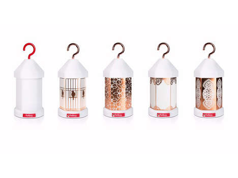Wireless Outdoor Lanterns