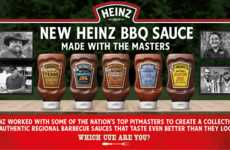 Locally-Inspired BBQ Sauces