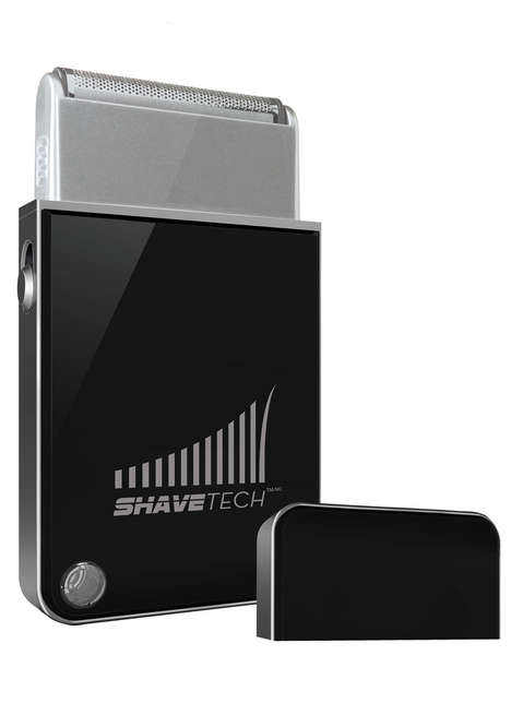 USB Travel Razors