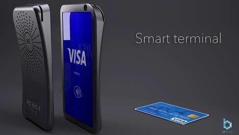 Smart Touchscreen Payment Terminals