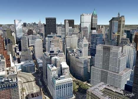 3D Online Cityscapes