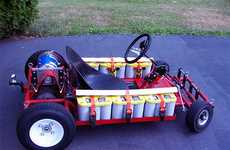 Electric Ecobuggies - The 60 mph Battery-Powered Kart Rawks