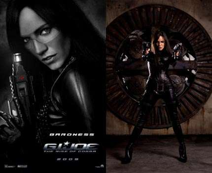 Leather-Clad Crime-Fighters