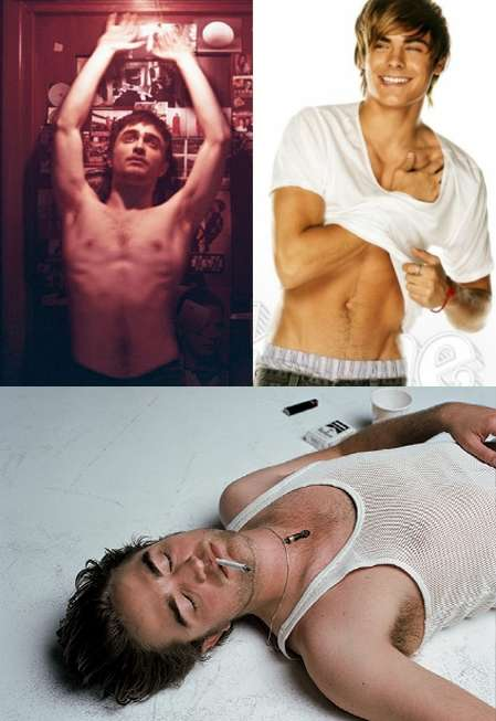 20 Young Male Hollywood Highlights of 2008