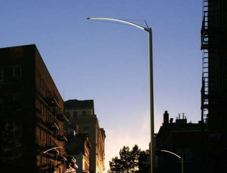 Citywide Eco-Friendly Street Lights