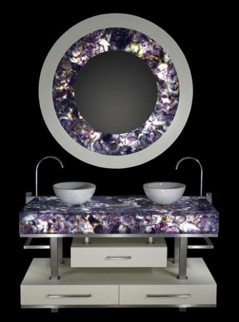 Blinged-Out Home Decor