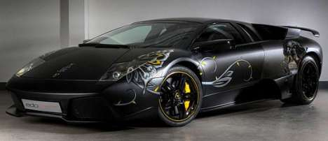 Pirate-Themed Supercars