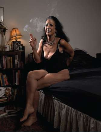 Portraits of Phone Sex Workers