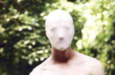 Faceless Masked Editorials