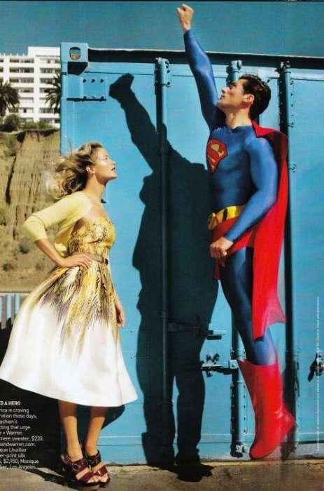 Superhero Editorials
