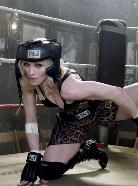 Madonna Releases New Photos from 'Hard Candy'