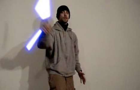 Lightsabre Nunchucks