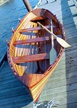 Custom Cedar Strip Boats