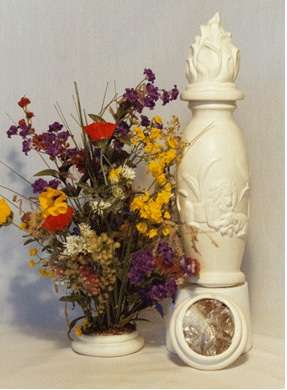 Beautiful Biodegradable Urns