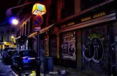 Guerrilla Light Installations