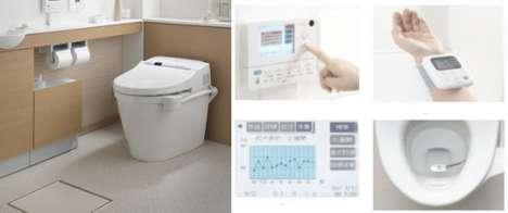 Period-Predicting Toilets