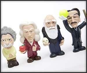 Finger Puppets for Geniuses