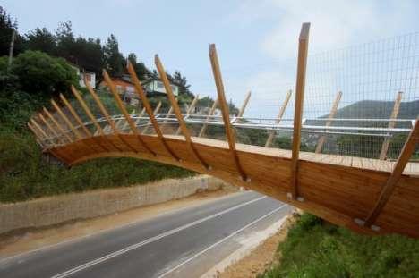 Modern Rope Bridges