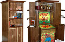 Personalized Arcade Games - Custom Whac-A-Mole Lets You Smack Your Friends (or Exes)