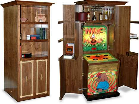 Personalized Arcade Games