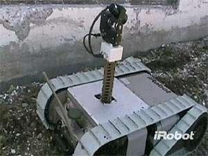 Stealth Spy Robots