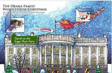 Presidential Inauguration Countdowns - The Obama Advent Calendar