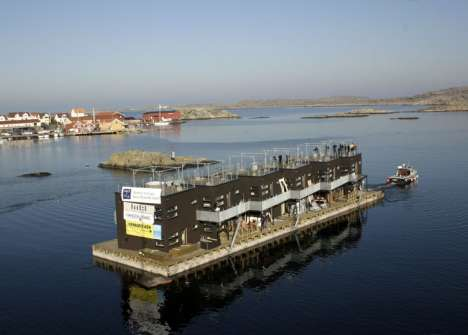 Floating Swedish Hotels