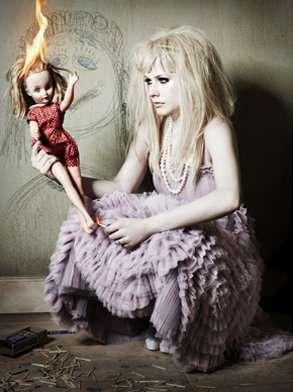 Pop Stars as Dolls