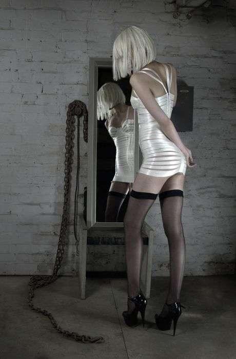 Bandage Lingerie Fashion