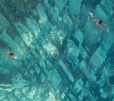 Swimming Over Skylines