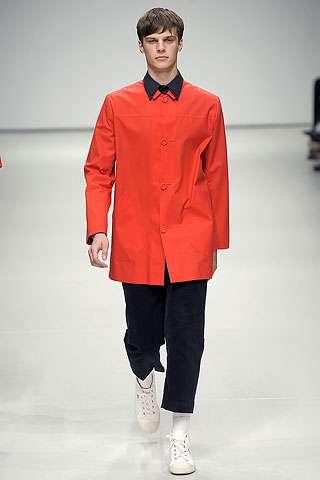Red Runway Fashion