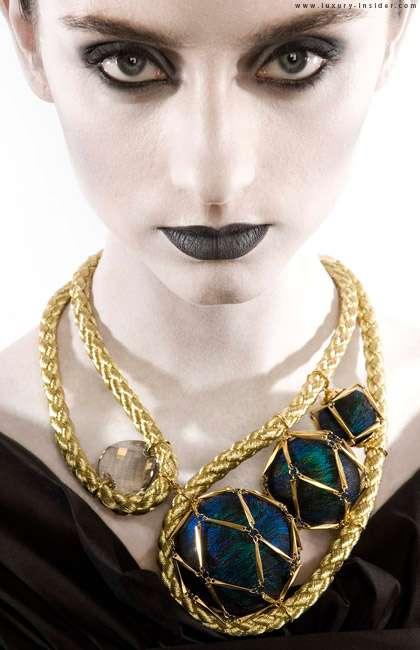 Avian-Inspired Jewelry