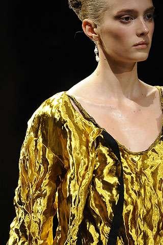 Gold Ruffles