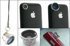 iPhone Camera Lenses - Professional Peripherals for Mobile Phones