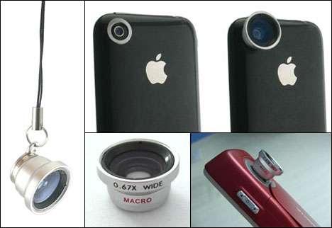 iPhone Camera Lenses