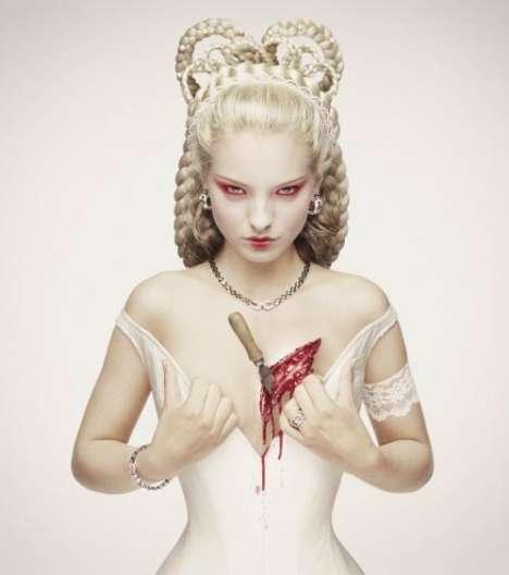 Killer Vampire Photography