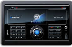 In-Dash Internet Radio
