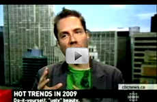 Hot Trends in 2009 Forecast