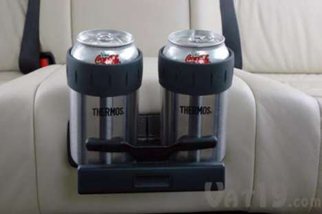 The Thermos Stainless Steel Can Insulator