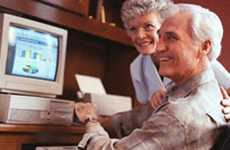 Boosting Seniors' Brainpower - Internet Use Improves Mental Function in Silver Surfers