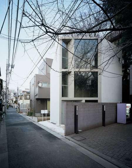 Small-Space Architecture