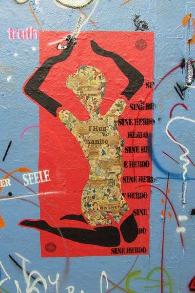 VIbrant Street Art Collages