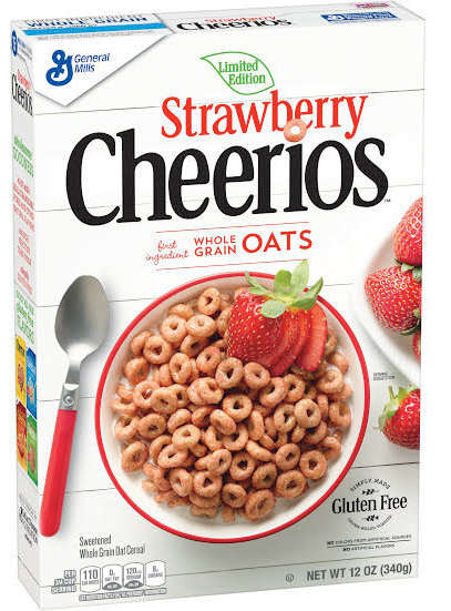 Fruit-Flavored Cereals