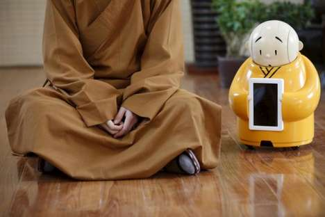Spiritual Question-Answering Robots - The 'Xian'er' Robotic Monk Answers Spiritual Questions