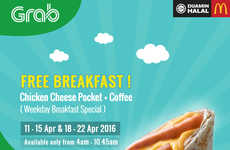 Free Fast Food Breakfasts - This Chain is Offering a Free Breakfast Special for Two Weeks