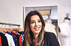 Form-Fitting Fashion Lines - This New Fashion Line is Designed by Actress Eva Longoria